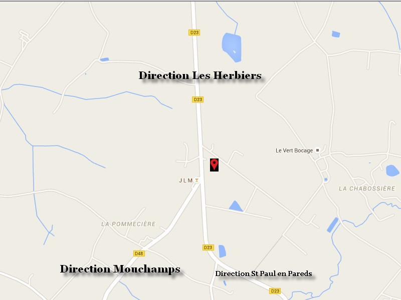 Adresse map du club canin educadog