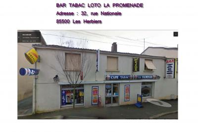 Bar tabac 85500 les herbiers