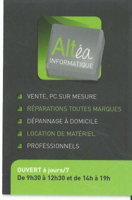 alt&a informatique chantonnay