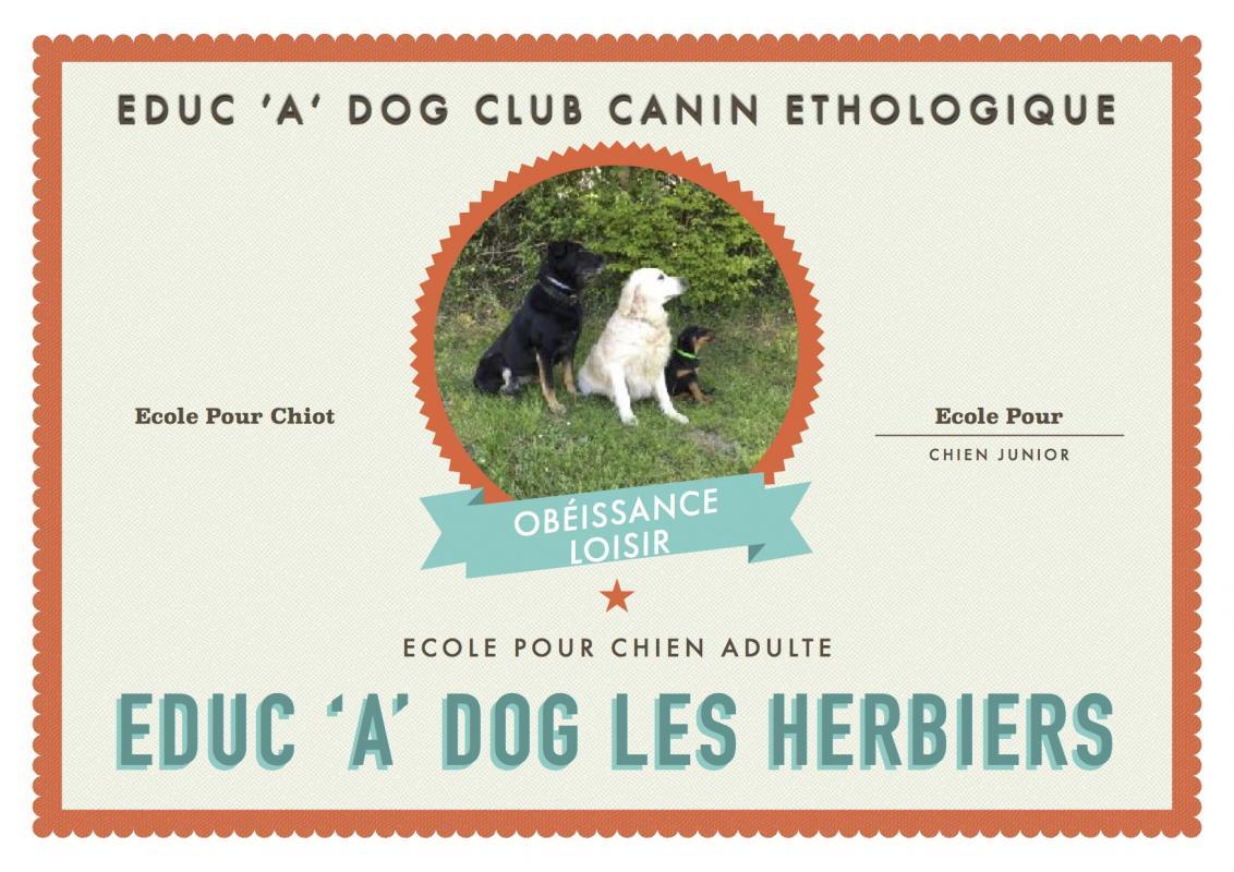 club canin vendée educ'a'dog les herbiers
